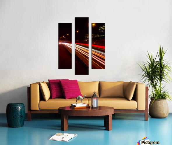 DVP Spectrum 3 Canvas print