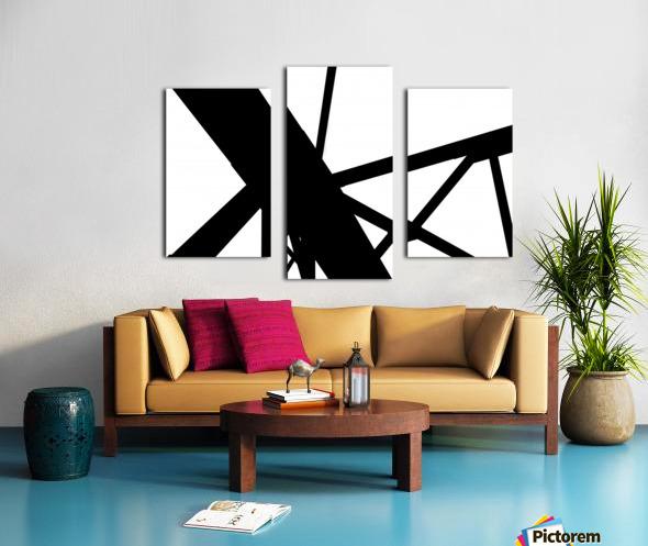 Bridge - XXIII Canvas print