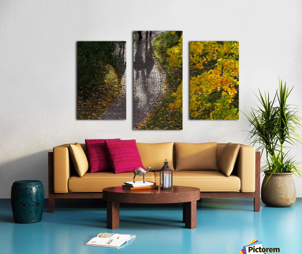 AUTUMN 02 Canvas print