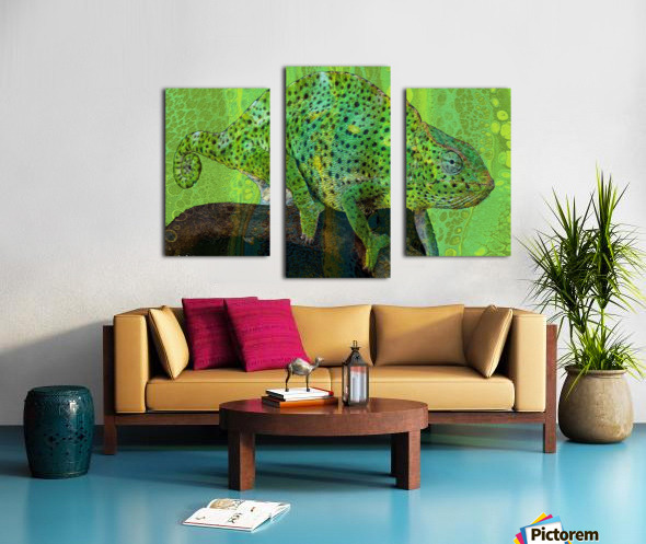 abstracart25 Canvas print