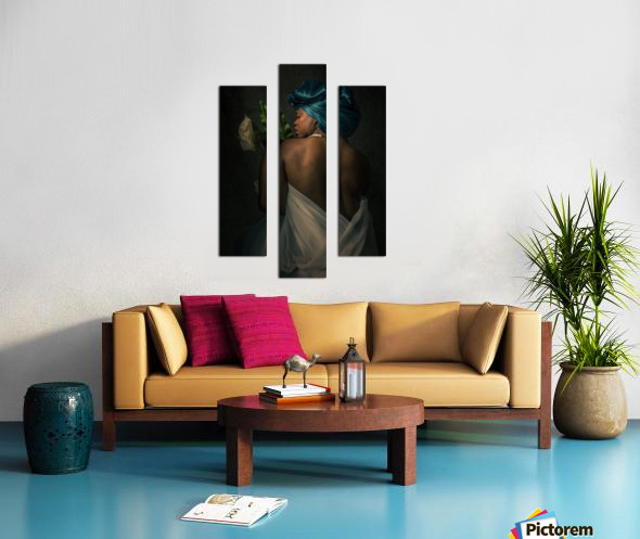 La fidelite Canvas print