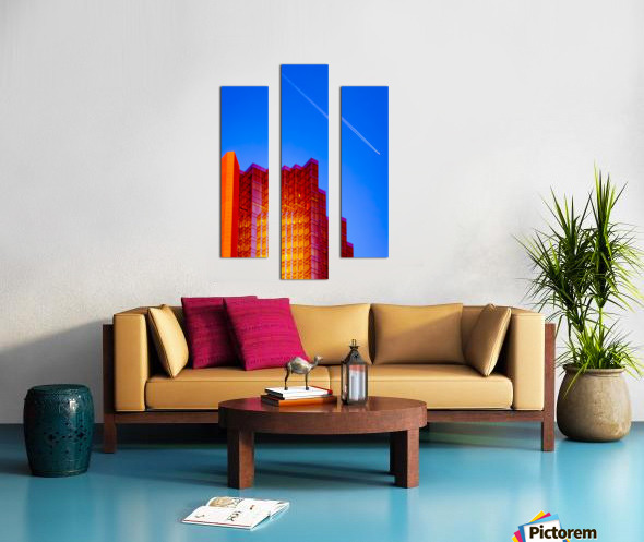 Escape From The Hive Canvas print