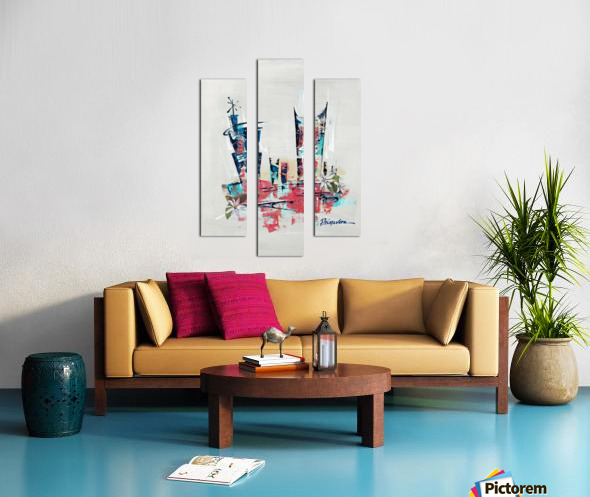 Primavera VII Canvas print
