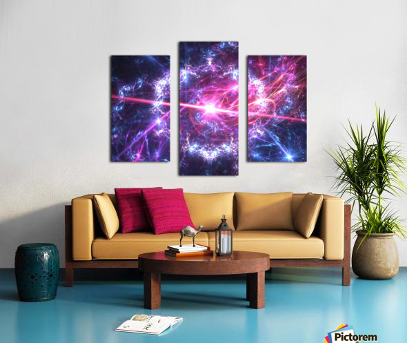 For Us Canvas print