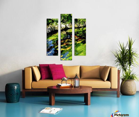 Pound of Color Canvas print