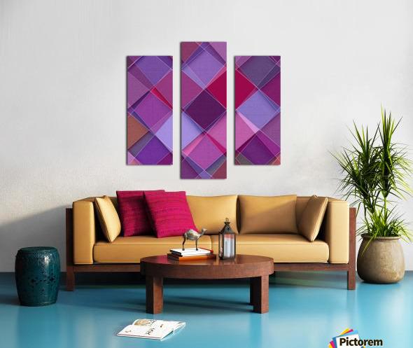 MIXART07 Canvas print