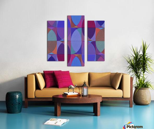 MIXART18 Canvas print