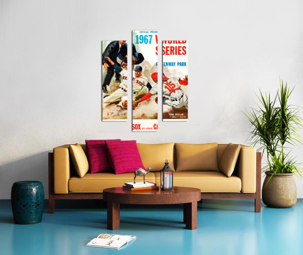 Vintage Heinz Ketchup Ad  Canvas print