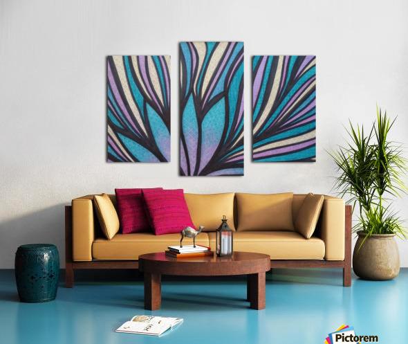 Bellewich  Canvas print