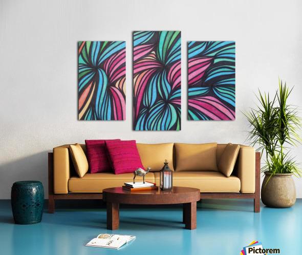 Laiken  Canvas print