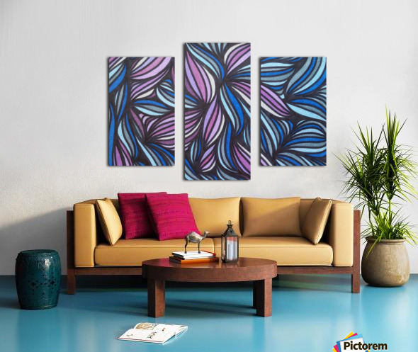 Winazza  Canvas print