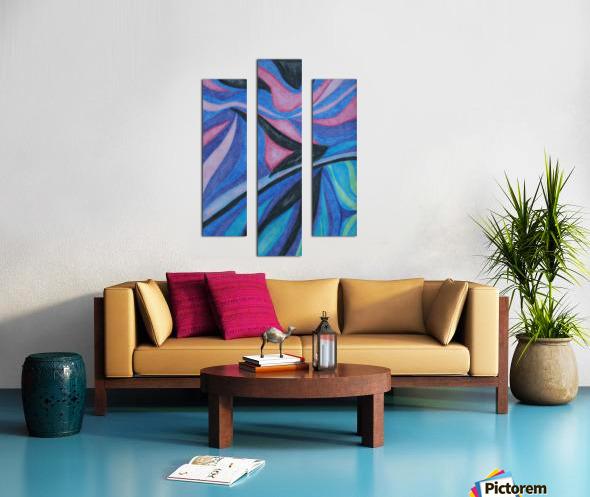 Boy or Girl Canvas print