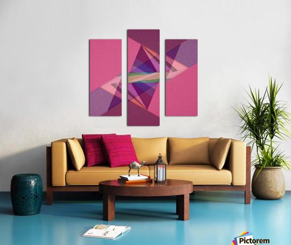 ABSTRACT ART 07 Canvas print