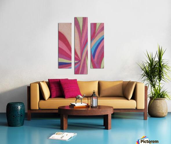 Harmony Haven Canvas print