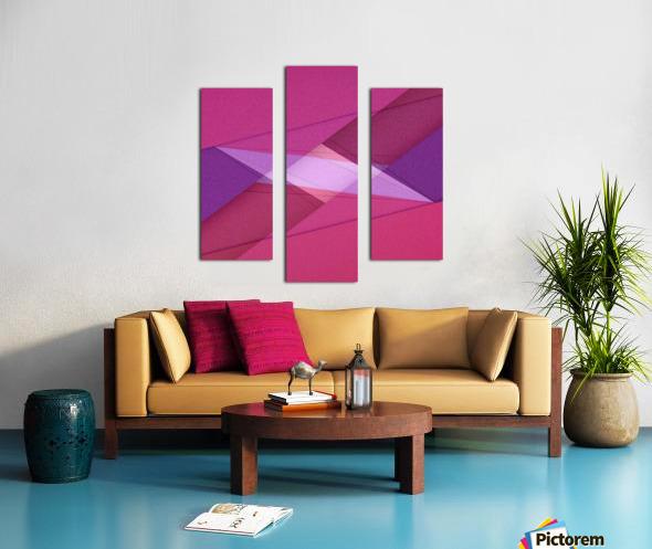 ABSTRACT ART 11 Canvas print