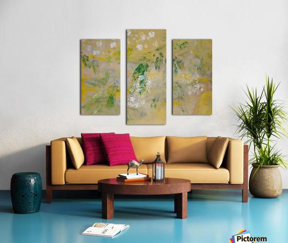 Impressions of Hydrangea II Canvas print