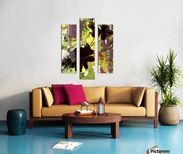 Mixed Floral Arrangement 200719 Canvas print