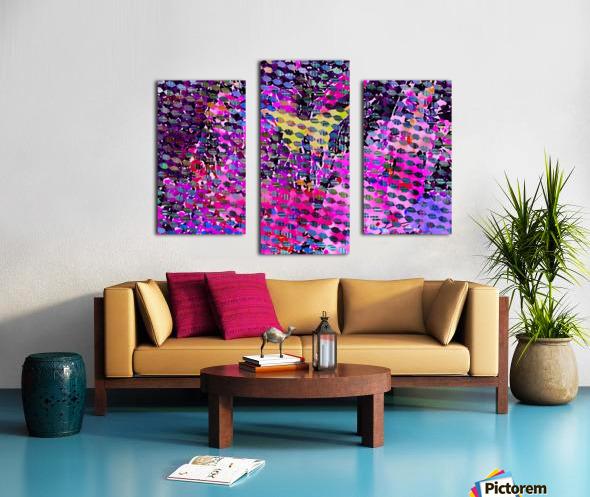 60C9C34D 7BFE 45E4 99BD EE56ADDB2355 Canvas print