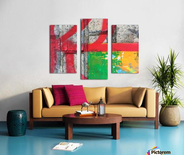 Line 88 Canvas print