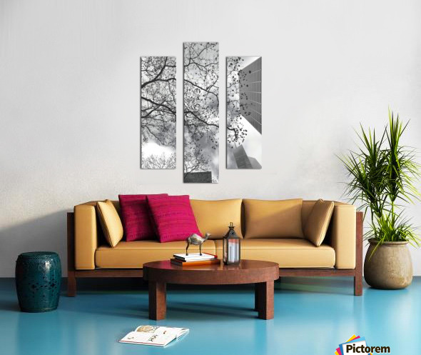 NYC Placement Canvas print
