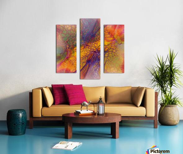 artabstract mix10 Canvas print