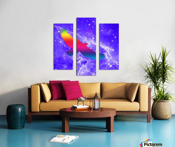 Eagle Star Canvas print