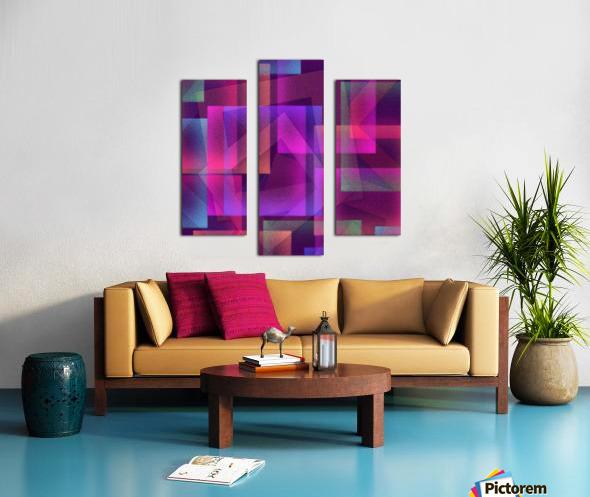 ART A MIX37 Canvas print