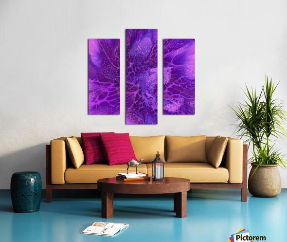 abstract b art17 Canvas print