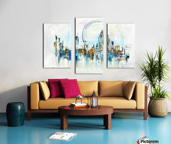 Uptown XXVI Canvas print