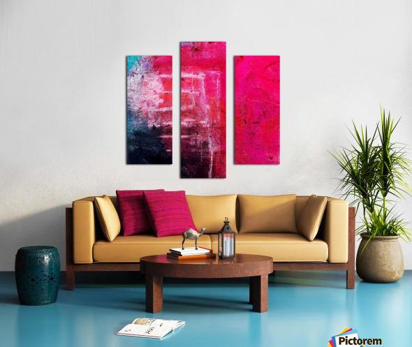 Prismo Canvas print
