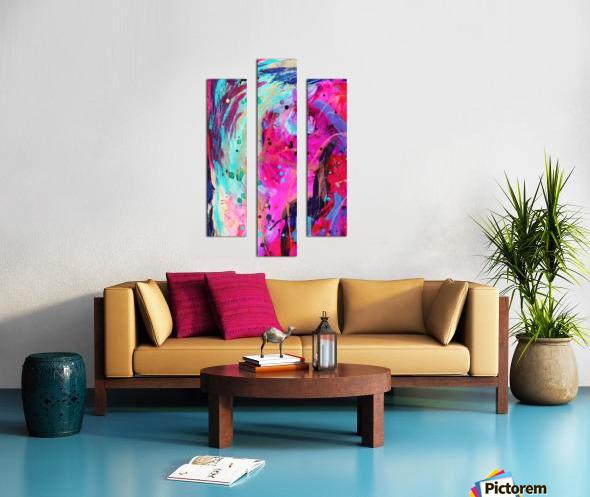 Well of Creativity Canvas print