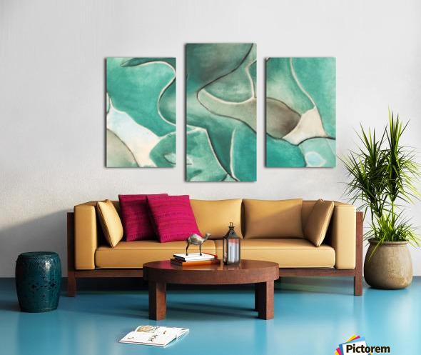 2020-15 Canvas print
