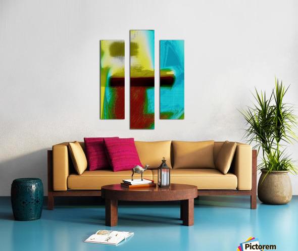 Sol Lux Xertz Canvas print