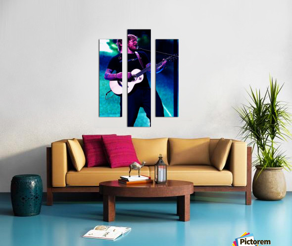 edsheeran Canvas print