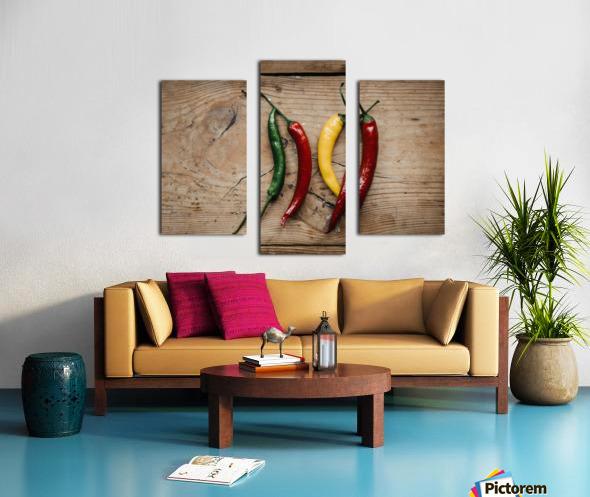 Spice it  Canvas print