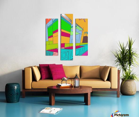 498 Canvas print