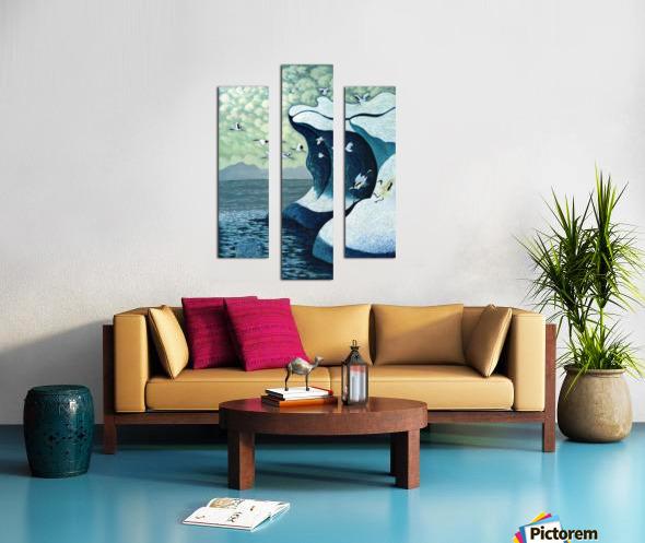 1991 013 Canvas print