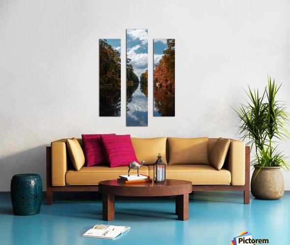Vantage of the Inner Speaker Canvas print