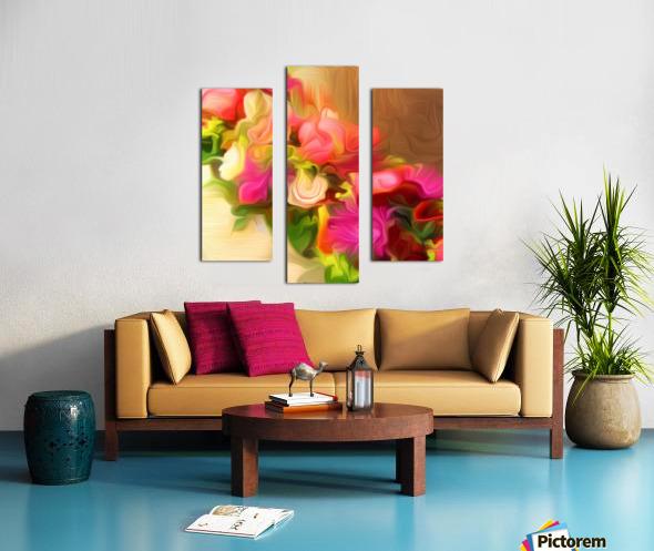 BTA7 - FLORALS AND BOTANICALS Canvas print