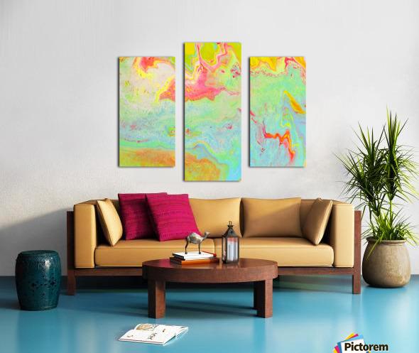 Ns 2 Canvas print