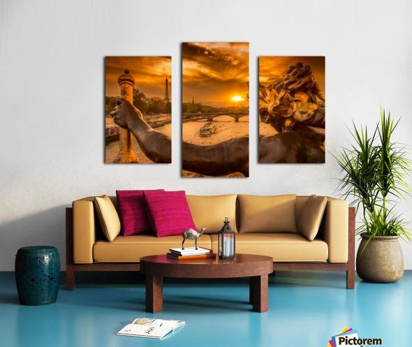 ch00001 Impression sur toile