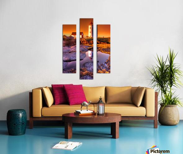 cv00001 Impression sur toile