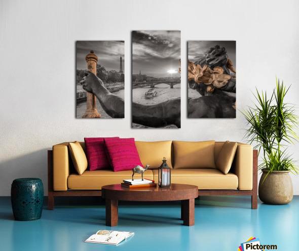 dh00001 Impression sur toile