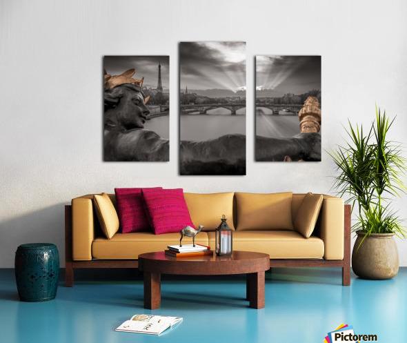 dh00002 Impression sur toile