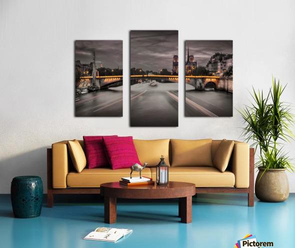 dh00011 Impression sur toile