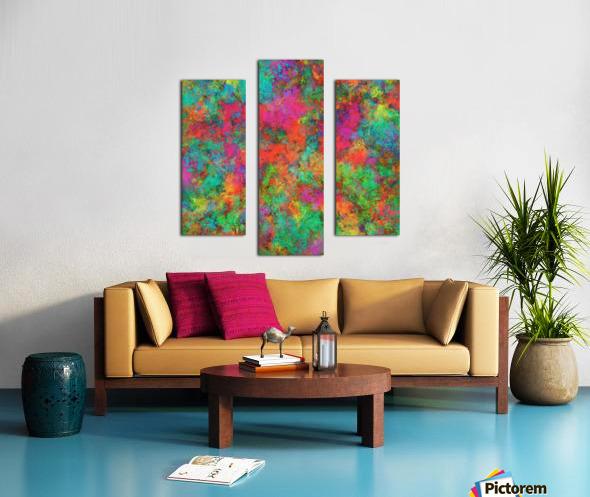 The spark Canvas print