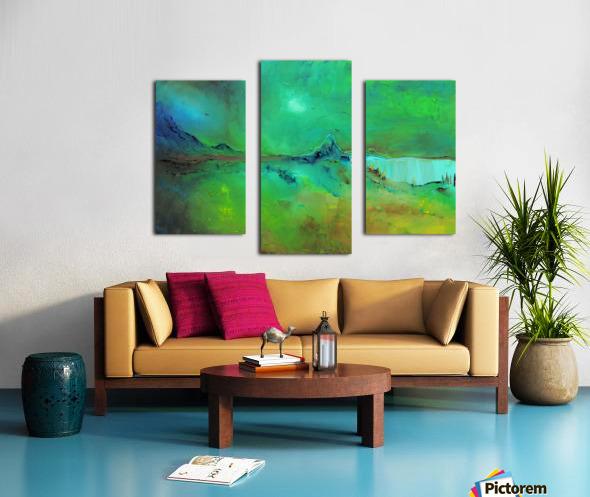 Freshness-2 Canvas print