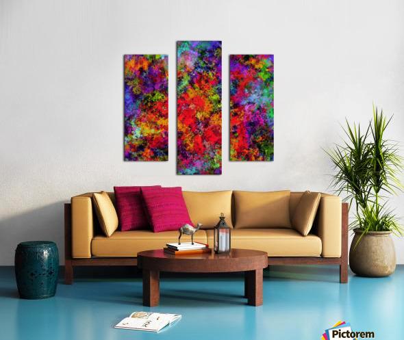 Overload Canvas print
