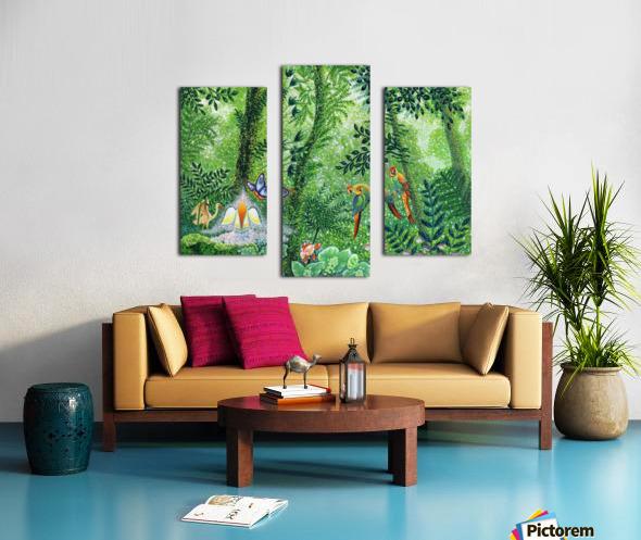 2000 028 Canvas print