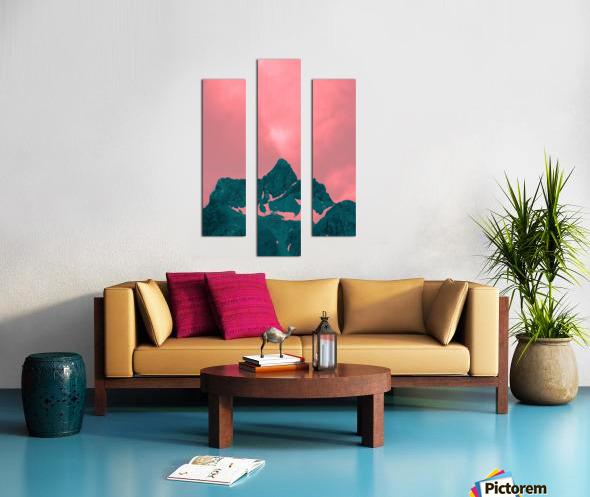 Firn Canvas print